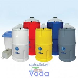 БСЛ МЕД 1 Устройство электрохимической очистки воды