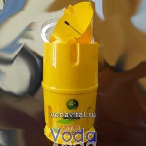 БСЛ МЕД 1 купить  цвет желтый. Устройство электрохимической очистки воды, чистая питьевая вода для вас.