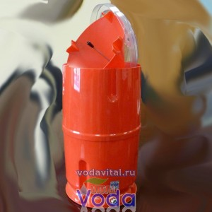 БСЛ-МЕД-1 Устройство электрохимической очистки воды. Цвет красный