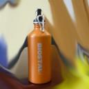 Бутылка для хранения воды из нержавеющей биостали 0.6 литра