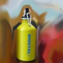 Бутылка для хранения воды из нержавеющей биостали 0.5 литра