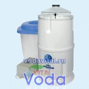 БСЛ МЕД 1 цвет белый. Устройство электрохимической очистки воды, чистая питьевая вода для вас.