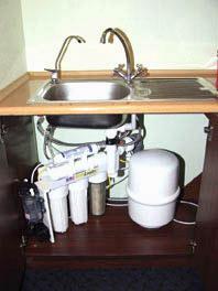 Фильтр очистки воды обратного осмоса, для очистки питьевой воды