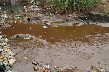 Методы очистки грязной воды