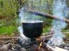 Анонс статьи - Методы очистки воды в походных условиях  и чрезвычайных ситуациях